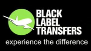 black label transfer airport transfers