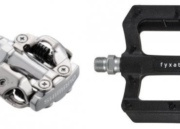 Top Five Reasons Why You Use Clipless Pedals