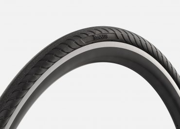 First Impressions: Tannus Solid Tyres