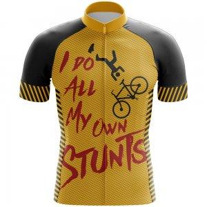stunts cycling jersey